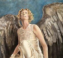 Constantine's Gabriel by Palomar78