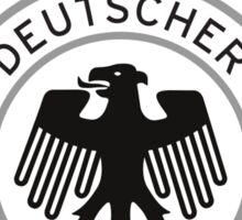 Germany Soccer European Football Crest Sticker
