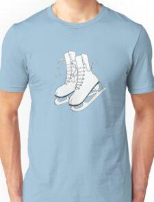Figure Skates Unisex T-Shirt