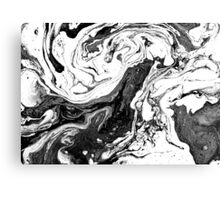 Black & White #3 Canvas Print