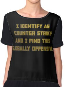 Counter Strike Globally Offensive Chiffon Top