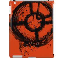 Avarice iPad Case/Skin