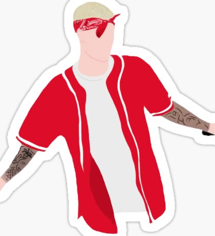 Justin Bieber Purpose Tour  Sticker