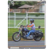 Her Harley iPad Case/Skin