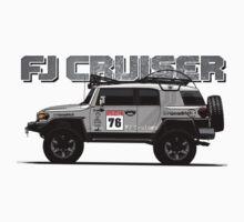 FJ Cruiser One Piece - Short Sleeve