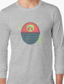 Skull Tank Variant 3 Long Sleeve T-Shirt
