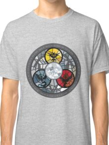 (The legendary Birds) Pokemon Parody Design Classic T-Shirt