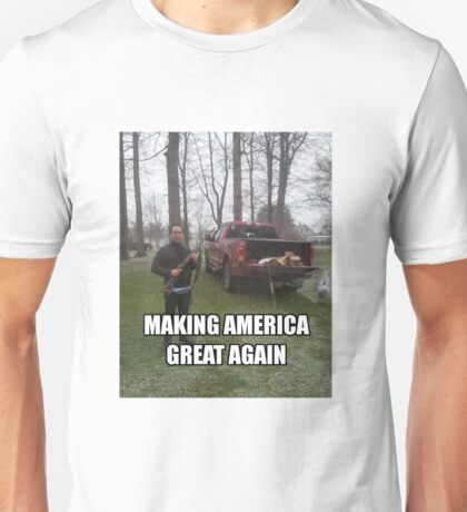 GREAT AMER PRODUCTS Unisex T-Shirt