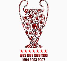 AC Milan - Champions Legaue Winners Unisex T-Shirt