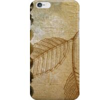 Autumn is a second spring when every leaf is a flower! iPhone Case/Skin