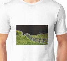 Neon Fence Unisex T-Shirt
