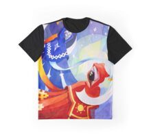 Sun and Moon Graphic T-Shirt
