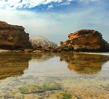 Sorrento Reflections by Maree Toogood