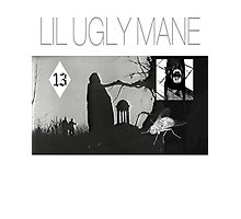 Lil Ugly Mane Photographic Print