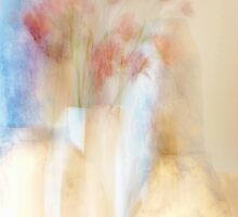 Artscape.....Blurred Bunch of Flowers.....Museum of Design by Imi Koetz