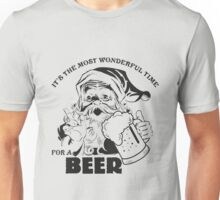 The Most Wonderful Time for a Beer Unisex T-Shirt