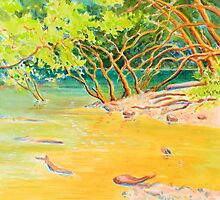 Creek Mouth, Port Douglas by Gregory Pastoll