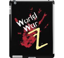 World War Z. iPad Case/Skin