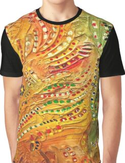 Primitive abstract 3 by rafi talby Graphic T-Shirt