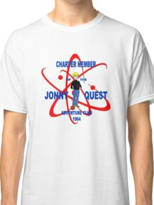 Jonny Quest Adventure Club 1964 Classic T-Shirt