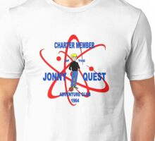 Jonny Quest Adventure Club 1964 Unisex T-Shirt