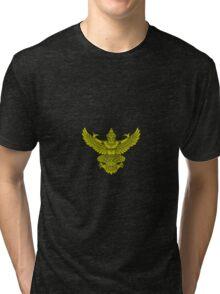 pokemon angry Tri-blend T-Shirt