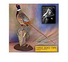 Three sided tape vol 2 Photographic Print