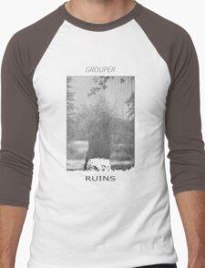Grouper Ruins  Men's Baseball ¾ T-Shirt