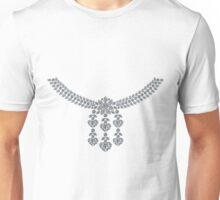 Six Hearts Necklace Unisex T-Shirt