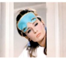 Breakfast At Tiffany's Sticker