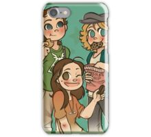 The Cookie Crew iPhone Case/Skin