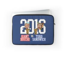 Giant Douche (Trump) VS Turd Sandwich (Clinton) 2016 (SOUTH PARK) Laptop Sleeve