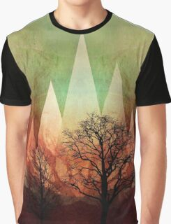 TREES under MAGIC MOUNTAINS I  Graphic T-Shirt
