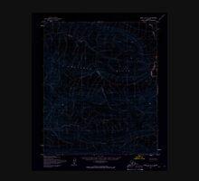 USGS TOPO Map Alaska AK Point Lay A-1 358440 1955 63360 Inverted Unisex T-Shirt