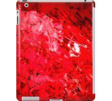 taste the blood iPad Case/Skin