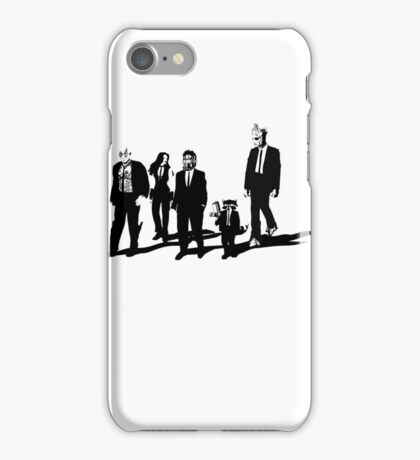 Reservoir A-Holes iPhone Case/Skin