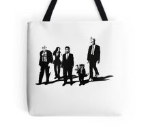 Reservoir A-Holes Tote Bag