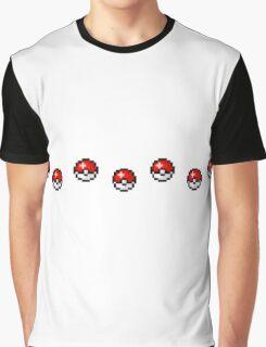 Pokeballs Graphic T-Shirt