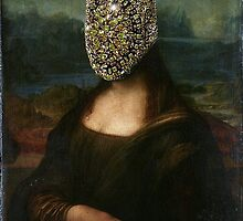 Mona Lisa's Mask by Bludiaz