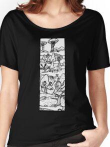 Morrowind in a Nutshell Women's Relaxed Fit T-Shirt