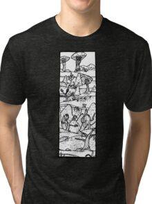 Morrowind in a Nutshell Tri-blend T-Shirt