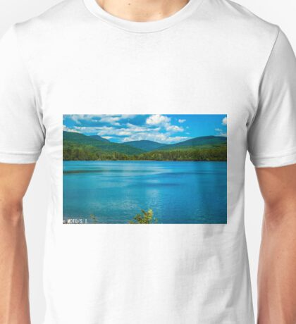 Magical Layers of Light Unisex T-Shirt