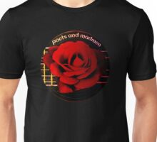 Poets & Madmen Live Album Artwork Unisex T-Shirt