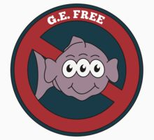 G.E. Free | Three eyed fish Kids Clothes