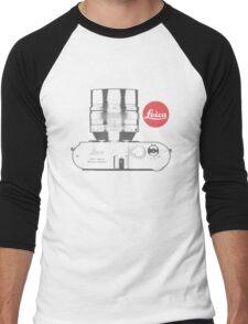 Leica Absolute Men's Baseball ¾ T-Shirt