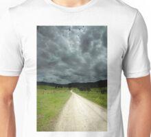 The Road Less Travelled -Sunshine Coast Qld Australia Unisex T-Shirt