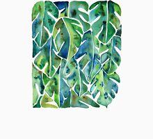 Split Leaf Philodendron – Green Unisex T-Shirt