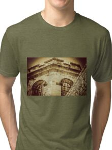 Prison Tower Tri-blend T-Shirt