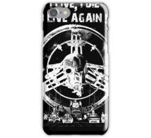 Valhalla road iPhone Case/Skin