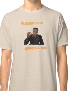 The Watch - Pulp Fiction Classic T-Shirt